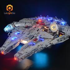 Advanced Led light kit for LEGO Millennium Falcon 75192 LEGO STAR WARS Lighting