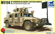 Bronco 1/35 35092 M1114 Up-Armored HA Tactical Vehicle