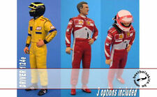1/24 MODERN F1 DRIVER FIGURE STANDING for TAMIYA REVELL
