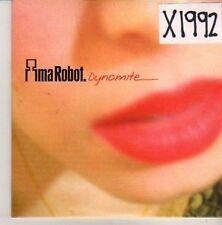 (CN197) Ima Robot, Dynomite - 2003 DJ CD