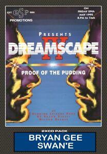 Dreamscape - 4 - Bryan Gee & Swan'E - 2 x CD Pack (DSCD015)