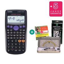 Casio FX 83 GT Plus Taschenrechner + Premium Geometrie-Set Lern-CD Garantie