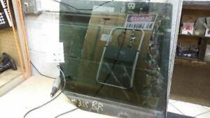 Passenger Right Rear Door Glass Fits 06-10 COMMANDER 177571