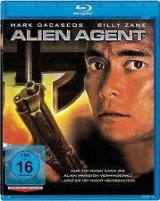 Alien Agent (Blu-Ray) (NEU & OVP)(N°0058)