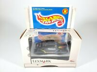 Hot Wheels Lexmark Mercury Real Riders Rubber Tires #23536 NEW NIB 1/64 Scale