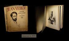 CARICATURE CATALOGUE RAISONNE ASSIETTE au BEURRE Jean Veber Oeuvre lithographié.