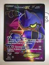 Pokemon Toxicroak Ex 102/106 Full Art Ultra Rara Holo MINT