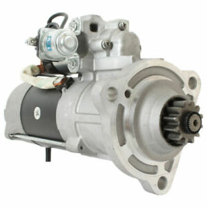 NEW STARTER FITS VOLVO HEAVY DUTY TRUCK WH WI WX SERIES 96-01 85103338 20430285