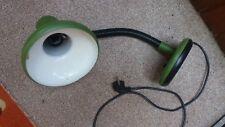 SIS 864 grün Schreibtischlampe 80er vintage