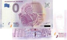 Neanderthal Museum 2018-2 Null Euro Souvenirschein | € 0 Euro Schein