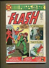 """1974 """"Flash"""" #232-Dc Comics-100 Pages-Grade: 8.0 Wh"""