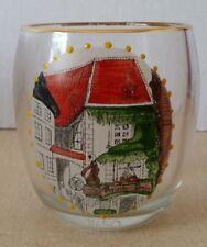 Vintage Griechenbeisl 1450 Original Pilsner Beer Glass Mug .5L
