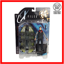 More details for agent fox mulder x-files action figure series 1 boxed vintage toy mcfarlane 1998