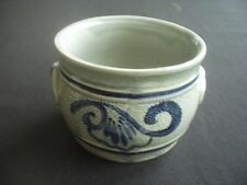 Unmarked Decorative Pottery Bowls
