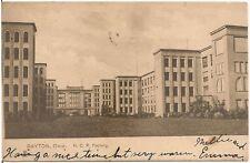 National Cash Register Factory in Dayton OH Postcard 1907