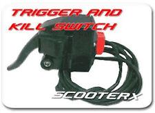 ScooterX Kill Switch Gas Powered Trigger Skateboard Mountain Board SkaterX 43cc
