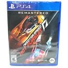 Need for Speed: Hot Pursuit Remastered -  Sony PlayStation 4 -  PS4 - Brand New