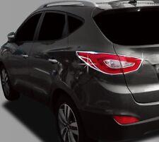 Accessoires-Hyundai ix35 à Partir De 2014 Chrome Feux arrières tuning Cadre