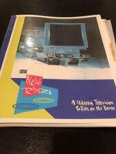 Nerve Riders* 1997 TV Show Script PILOT EPISODE Children's Television Series