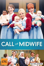 Call The Midwife : Series 8 (DVD, 2019, 3-Disc Set)
