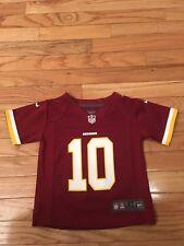 Robert Griffin III Washington Redskins NFL Players Nike On Field Toddler Jersey