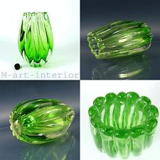 Barovier & Toso nervature VASO Ribbed VASO art glass, Murano, Italy ca 1950s