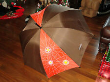 PROMOTIONAL GIFT  Large ARAMIS Umbrella WOOD LOOK HANDLE