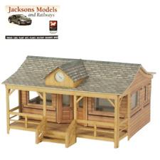 Metcalfe PO410 Wooden Pavilion Kit OO/HO Gauge