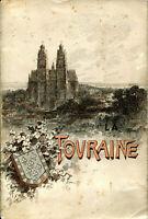 La Touraine - Dessins et aquarelles de Gustave Fraipont