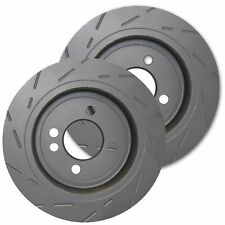 EBC USR Grooved Upgraded Rear Brake Discs (Pair) -  USR853