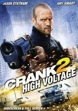 Crank 2: High Voltage (DVD, 2009, Widescreen) NEW