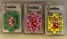 Sine Tempore Dice Set, New and Sealed, Clearance, Choice of Colours.