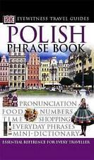 Polish Phrase Book Dorling Kindersley Eyewitness Travel Guide 2003