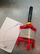 Kite Line Winder Winding Reel Grip with flying Line String w/ latch Flying Kites