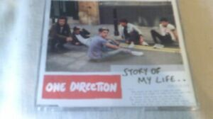 ONE DIRECTION - STORY OF MY LIFE - 2013 2 TRACK CD SINGLE