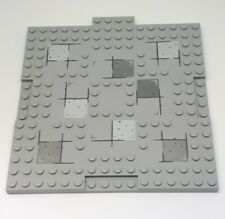 Lego Base Plate Building Board 16 x 16 Studs Light Grey Gray - Genuine (15623)