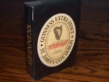 1999 Guinness Poster Deck Playing Cards. Sealed New!