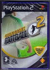 PS2 Gaelic Spiele: Fußball 2 (2007) UK PAL, BRANDNEU & Sony versiegelt