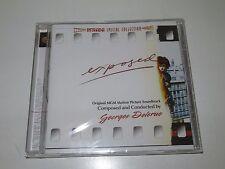 EXPOSED/SOUNDTRACK/GEORGES DELERUE(INTRADA 166)CD ALBUM NEU