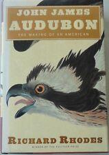 Four books on or about John James Audubon