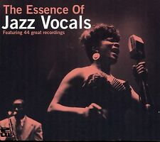 THE ESSENCE OF JAZZ VOCALS - 2 CD BOX SET - IVIE ANDERSON & MORE