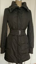 Vintage Patrizia Pepe Firenze Brown Coat with Belt Size 40/S