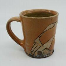 Matthew Krousey mug with crane