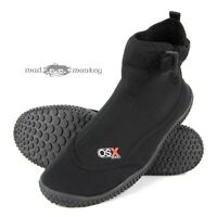 OSX ADULT WETSUIT BOOTS -  osprey shoes mens ladies womens surf kayak sail swim