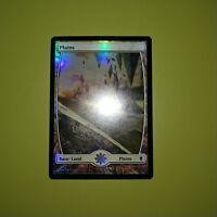 FOIL Full Art Plains x1 - Zendikar - #233 Magic the Gathering MTG 1x