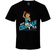 Rex Chapman Retro Basketball Caricature T Shirt Christmas Family S-4Xl Dd1606