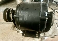 Vintage Emerson motor- S60Sxsfc-3329. See Pics. Has Cord But No Plug