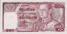 Thailand 100 Baht (1978) Pick 89 (1)
