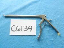 Codman Surgical Orthopedic 6mm 40 Deg 8in Kerrison Rongeur 53 1423