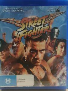 Street Fighter Blu-ray
